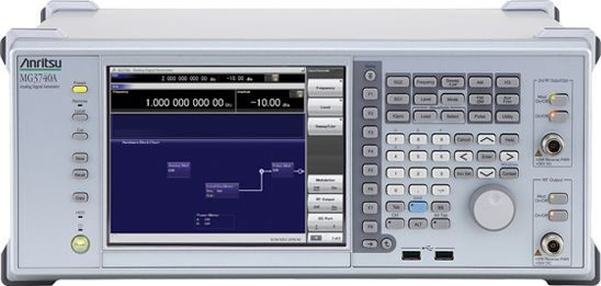 Anritsu Corporation - Test and Measurement
