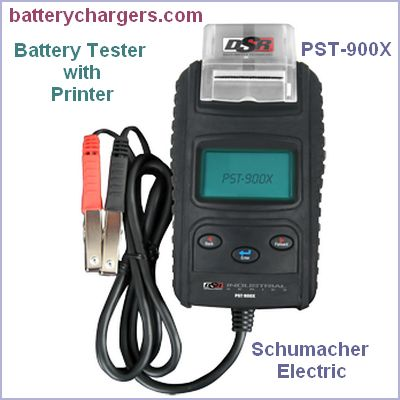 Schumacher Electric - Battery Chargers and Power Inverters