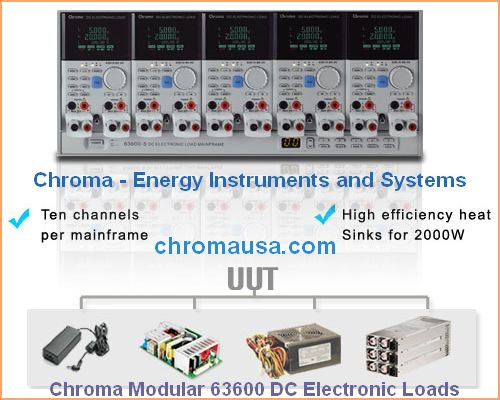 Chroma - Energy Instruments and Systems