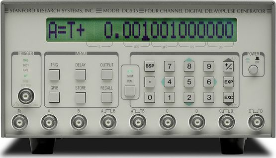 DG535 - Digital Delay Pulse Generator - SRS