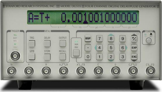 DG535 - Digital Delay Pulse Generator - SRS
