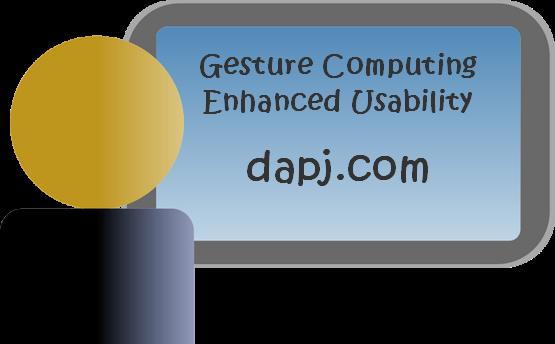 Gesture Computing - Enhanced Usability