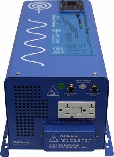 Pure Sine Power Inverter 2KW - AIMS Power