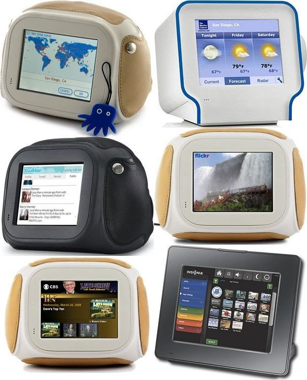 Chumby Mini Embedded Computer