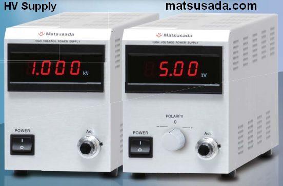 ES series - Low noise Precision HV Supply - Matsusada