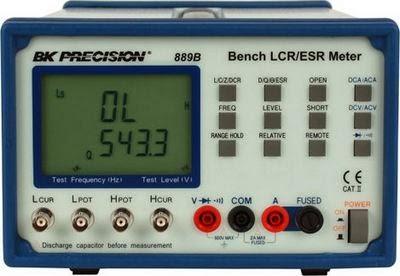 Bench LCR ESR Meter 889B - BK Precision