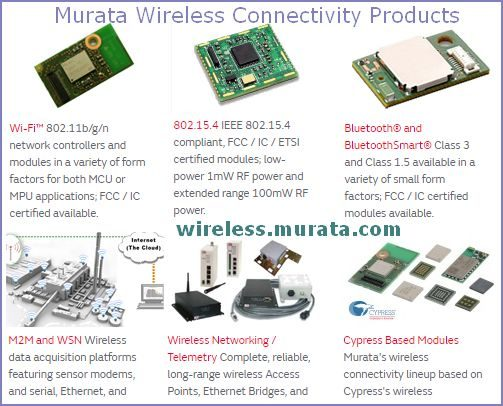 Murata Manufacturing - Electronic Components