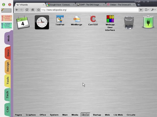 Software GUI Ergonomics
