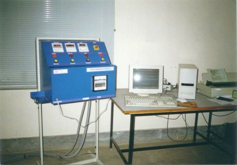 PLC based PID Controller