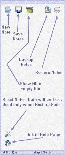 Pin Notes delabs