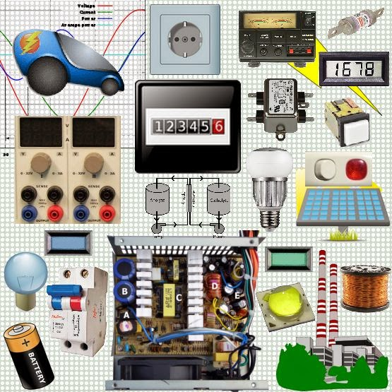 Power Electronics and Mains Power
