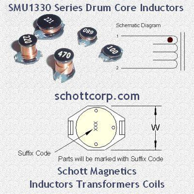 Schott Magnetics - Inductors Transformers Coils