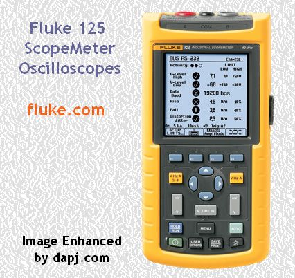Fluke Electronics - Industrial and Electrical T&M