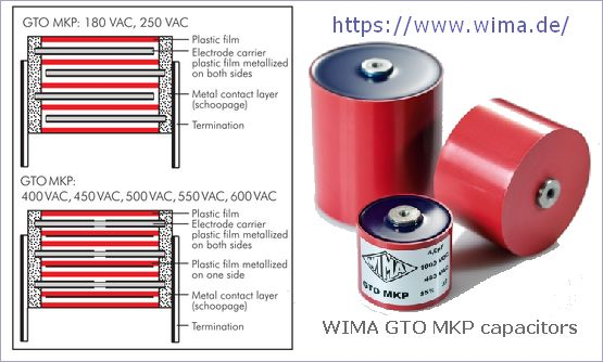 WIMA - Specialized and Custom Capacitors